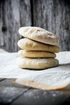 Pita Bread from @RED STAR Yeast