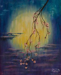Glavnaya Yuliya - 'Full Moon Sakura'