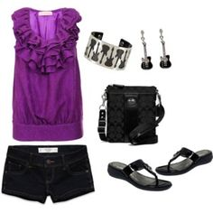 concerts, bracelet, fashion, cloth, outfit, summer concert, summer nights, polyvore, earring