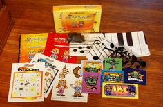 MiniMusic Kit for Early Childhood Music Classes
