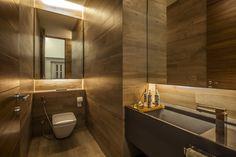 Lavabo iluminado #assimeugosto #decor #interiores #decoração #homedecor  #lifestyle #inspiração #arquiteturadeinteriores #decorblog #decoration