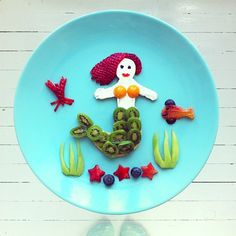 Fruity Fun Works of Art from IGer Ida Frosk