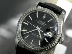 Rolex 1601 Oyster Perpetual Date