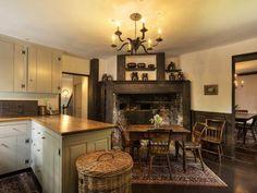 81 2nd Street, Newport RI - Trulia hous idea, kitchen fireplac, primit kitchen