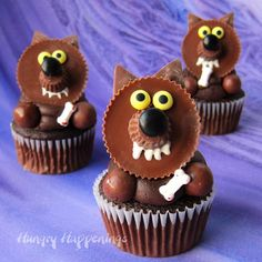 Reese's Cup Werewolf
