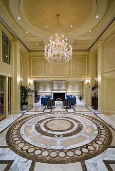 The Ritz Carlton Residences Inner Harbor Baltimore - Lobby