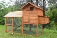 Some chicken coop plans...I hope to have one someday..
