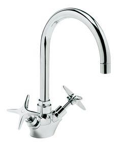 Porcher   Quatre   Twinner Sink Mixer $148.99