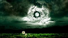 Amazing cloud effect!