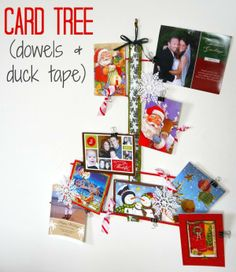 organize cards tree