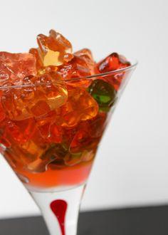 PINBUSTERS: Vodka Soaked Gummie Bears