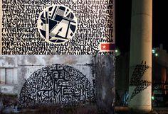 calligraffiti / greg papagrigoriou