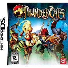 ThunderCats for Nintendo DS, rated E10+