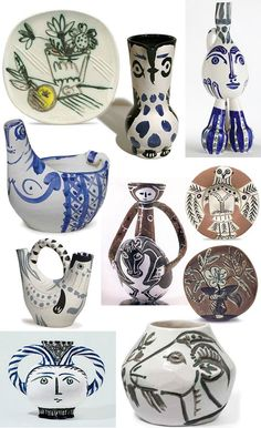 Picasso's Pottery