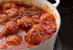 How to Make the Perfect Meatballs