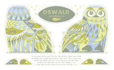 oswald tea towel kit