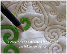 Fabric paint tutorial