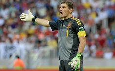 Manchester United could swoop for Iker Casillas