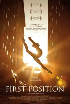 First Position: A Ballet Documentary poster :)