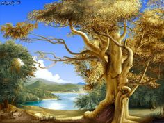 Beautiful Paintings Of Nature