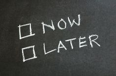 Pinpoint the Cause of Procrastination!