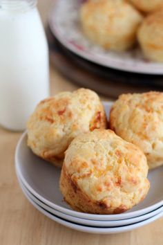 cheddar cheese muffins...