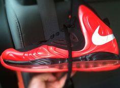 Nike Air Max Hyperposite Red/Black