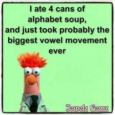 Vowel movement
