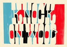 Knock on wood by Esther Aarts