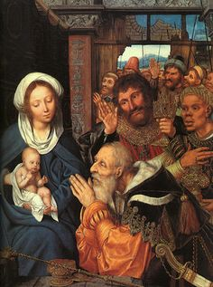 Blessing of Homes around the Feast of the Epiphany