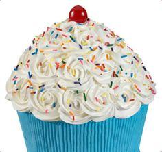 Baskin-Robbins | Too+Cute+Cupcake+Cake+ My birthday cake