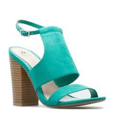 aquamarin, color, sandal, shoe