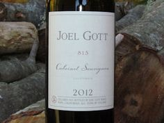 Review of Joel Gott Cabernet Sauvignon.  See why I enjoyed this Cabernet. http://www.honestwinereviews.com/2014/10/joel-gott-cabernet-sauvignon.html