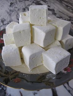 passion fruit marshmallows