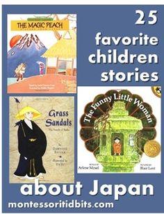 Children's Books on Japan