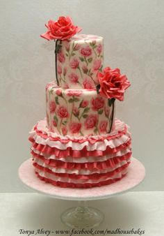 Lovely Decorated Cakes