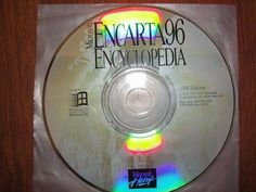 Encarta (one copy left)