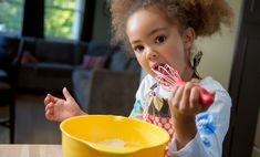The Preschool Chef: Recipes and Tips for Cooking with Young Children