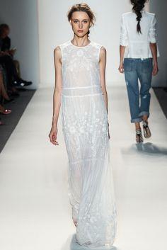 spring2014, rachel zoe, zoe ss14, style, fashion week, dress, runway, zoe spring, spring 2014
