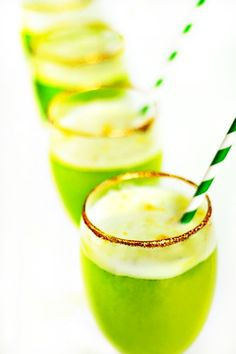 Simple Green Punch
