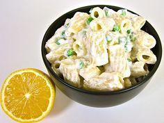 lemon ricotta pasta! easy