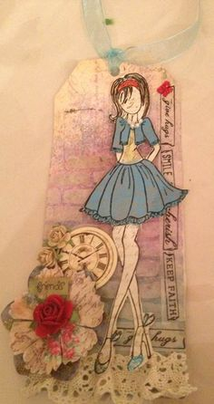 prima doll stamps images - Google Search