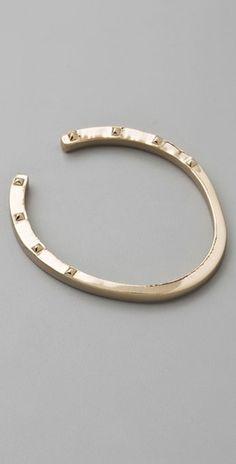 Horseshoe bangle