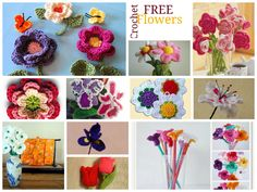 Free Crochet Patterns: Top 10 Posts of Free Crochet Patterns: - Wendy Schultz via Sharin Ware onto Crochet.