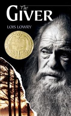 The Giver, by Lois Lowry. Call number PZ7 L88 Gi 1993.  In a radical departure from her realistic fiction and comic chronicles of Anastasia, Lowry creates a chilling, tightly controlled future society where all controversy, pain, and choice have been expunged, each childhood year has its privileges and responsibilities, and family members are selected for compatibility. As Jonas approaches the 'Ceremony of Twelve,' he wonders what his adult 'Assignment' will be.