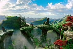 Oz: The Great and Powerful film still