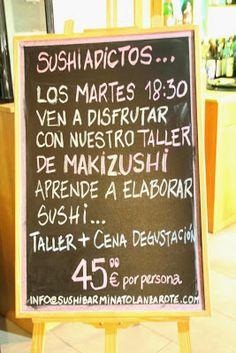 AZ ATELIER: Aprendiendo a hacer Sushi...y a comerlo!! (editado)