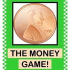 """Play """"THE MONEY GAME"""" with your group!  This might be the most fun you ever had with One Dollar!  Play a funny GROUP GAME about a 'shopping experience' where One Dollar gets spent-- in all its various combinations!  Your kids will even HEAR what One Dollar sounds like, for MULTI-SENSORY LEARNING!  Your kids will do great 'moves' with their ONE-TO-ONE CORRESPONDENCE as they count!  Math can be ACTIVE learning!  (5 pages)  And the cost to you?  ONE DOLLAR!  From Joyful Noises Express TpT!  $"""