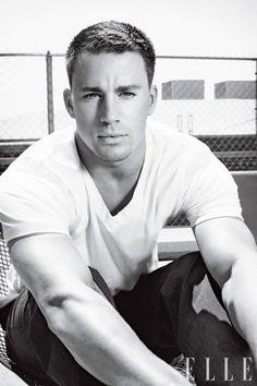Tatum Channing, Channing Tatum hot-man