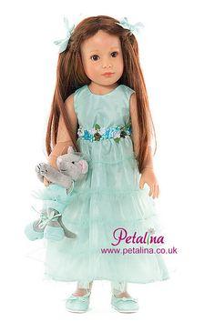 Kidz 'n' Cats doll Princess doll in Mint by Petalina Dolls, via Flickr
